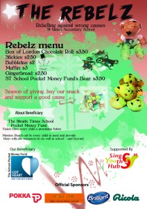 The Rebelz poster