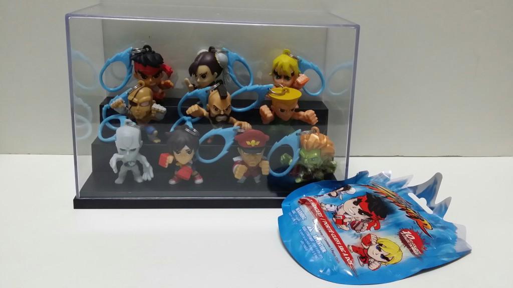 Street Fighter Hangers